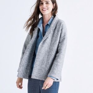 Madewell Wool Speaker Jacket